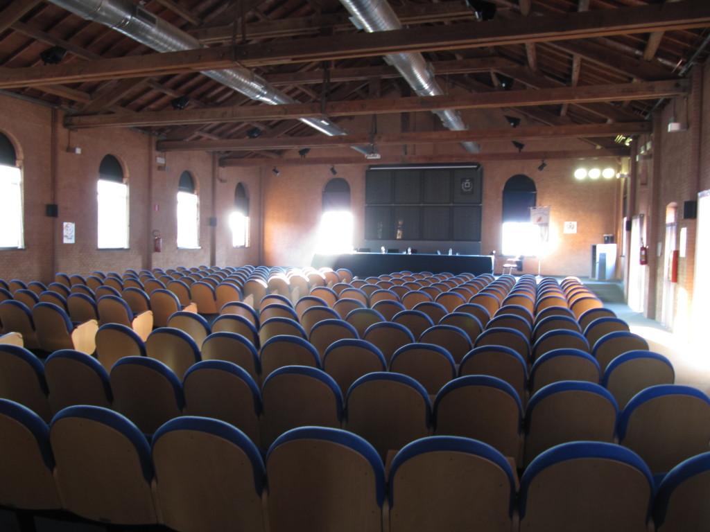 Sala Convegni La Fabbrica Area EXP di Cerea